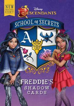 School of Secrets Freddie's Shadow Cards