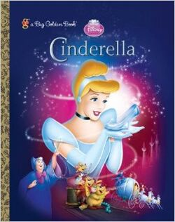 Cinderella big golden book