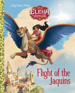 Flight of the Jaquins