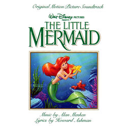 The Little Mermaid 1989 CD