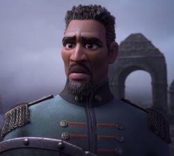 Profile - Lieutenant Mattias