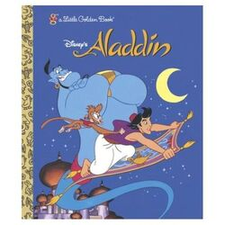 Aladdin Little Golden Book 2