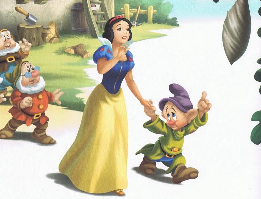 Branca De Neve Wiki Disney Princesas Fandom