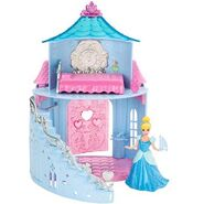 Disney Princess Little Kingdom Magiclip Doll and Dollhouse Cinderella 19038996 01