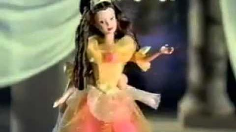 Disney Princess MATTEL Fantasy Fashions Commercial