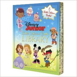 Disney junior lgb library