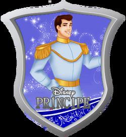 Disney Principe - Encantado