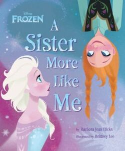 A Sister More Like Me Cover