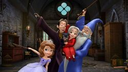 Sofia the First - Like Merlin