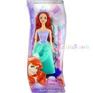 Disney-Princess-Snap-N-Style-Prinzessin-Arielle-Mattel-BDJ48