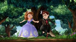 Sofia the first - When It Comes To Making Friends