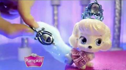 Disney Princess Palace Pets Commercial 2015