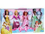 Winter Princesses Gift Set