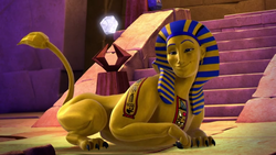 Sphinx (Sofia the First)