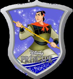 Disney Principe - Li Shang