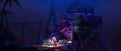 Tamatoa's Lair (Realm of Monsters - Moana)