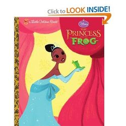 The Princess and the Frog LGB