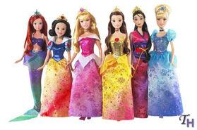 Disney Princess Sparkling