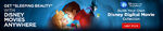 Sleeping Beauty Get with Disney Movies Anywhere Banner