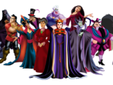 List of Disney Princess Villains