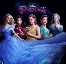 Live Action Princesses