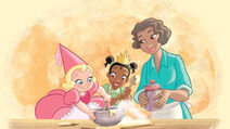 DP-DPRA-Tiana-Is-My-Babysitter-Young-Charlotte,-Young-Tiana,-And-Eudora-Baking