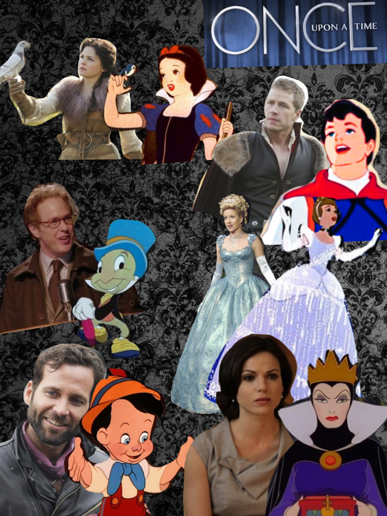 Once Upon A Time Disney Princess Wiki Fandom Powered