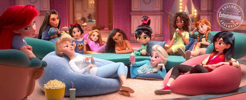 DisneyPrincessModernClothing