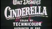 Cinderella - 1950 Theatrical Trailer