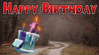 Fortnite Scary Story Happy Birthday
