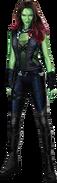 Gamora Promo Transparent