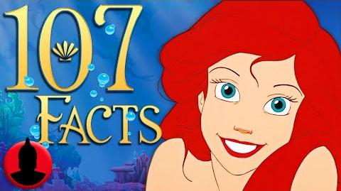107 The Little Mermaid Facts - (ToonedUp 180) ChannelFrederator