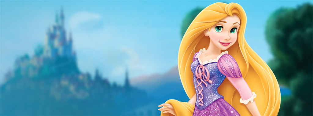 Disney Princess Rapunzel Wallpaper