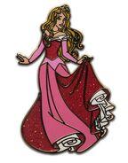 Princess Aurora Glitter Dress (Sleeping Beauty)
