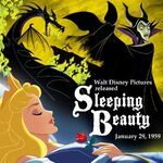 Sleeping Beauty Poster 2