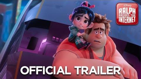 Ralph Breaks the Internet Official Trailer 2-0