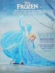 Frozen Acadamy Award Poster