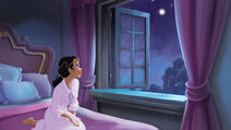 DP-DPBS-Tiana's-Long-Night-Tiana-Looking-Out-The-Window