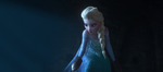 Frozen - Elsa in chains