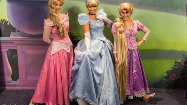 Disney Princess Meet Princess Connor Faust