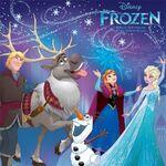 Frozen Golden Globe Winner Best Animated Film Promotion