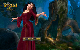 Tangled mother-gothel 1920