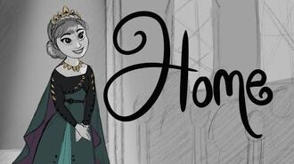 """Frozen 2 - """"Home"""" - Storyboard Animatic-0"""