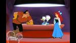 Daisy Gaston and Ariel