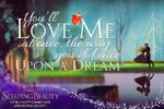 Sleeping Beauty Diamond Edition You'll Love me at Once, the way you did Once Upon a Dream Promotion