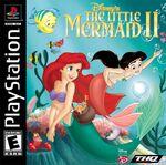 The Little Mermaid II Return to the Sea Video Game
