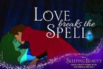 Sleeping Beauty Diamond Edition Love Breaks the Spell Promotion