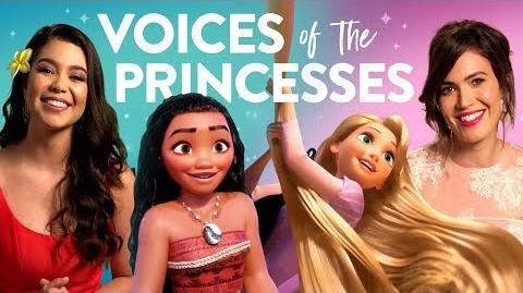 Dream Big, Princess – Voices of the Princesses Disney-0