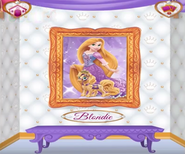 Blondie's Portrait With Rapunzel 3