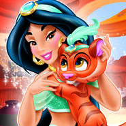 Disney palace-pet sultan-jasmine roxo-7014-0-98677600-1418183836